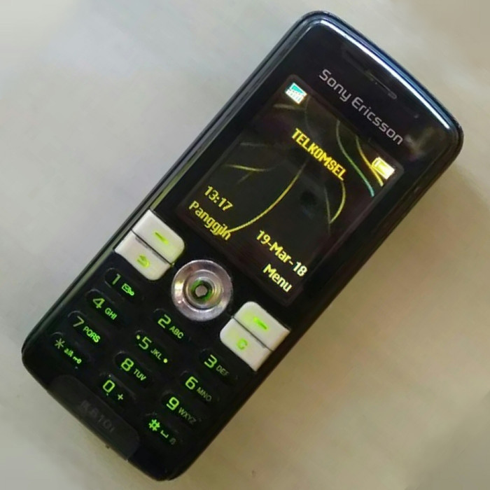 aplikasi hp sony ericsson k510i