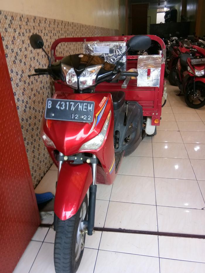 Jual Viar roda tiga th 2017 murah aja - Kota Tangerang