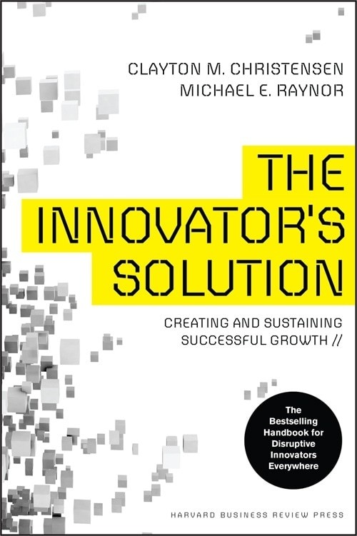 Innovators Solution Ebook