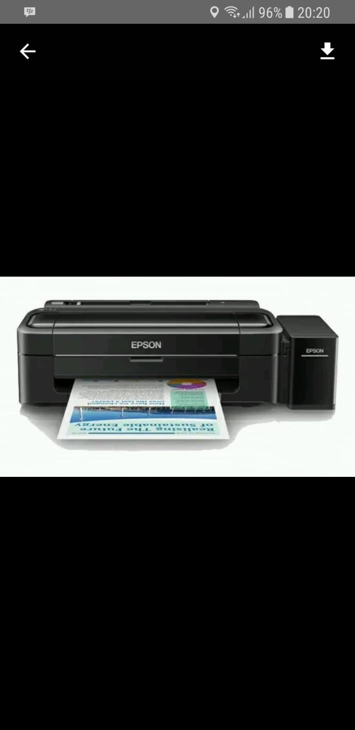 9 Daftar Harga Diskon Printer Epson L310 Terbaru 2018 Bandingkan Gambar