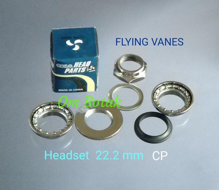 harga Headset thread flying vanes cp tebal asli china sepeda phoenix 1  x 30 Tokopedia.com