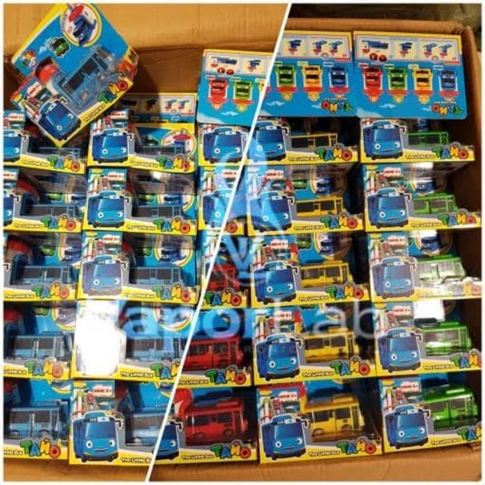 Jual Harga Terbaru Tayo The Little Bus Garage Push Go Launcher Toy Mainan Kab Bandung Indo Kids Toys Tokopedia