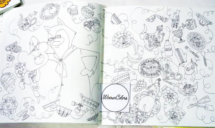 Jual Pastry Jackie Coloring Book Buku Mewarnai Dewasa Jakarta Barat Winnercolors Tokopedia