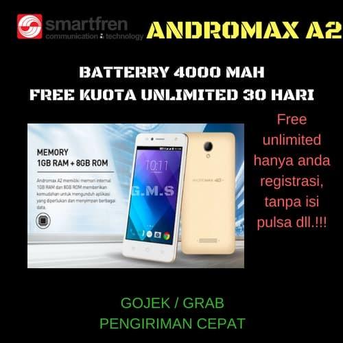 harga Smartfren 4g lte andromax a2 big batre 4000 mah Tokopedia.com