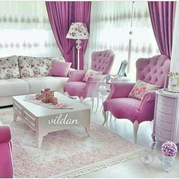 Jual Set Sofa Tamu Shabby Chic Kab Jepara Asyifa Jati Furniture Tokopedia