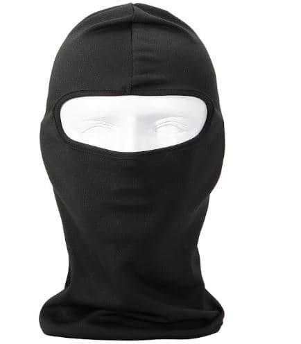 harga Masker motor full face mask bahan spandek aksesoris motor Tokopedia.com