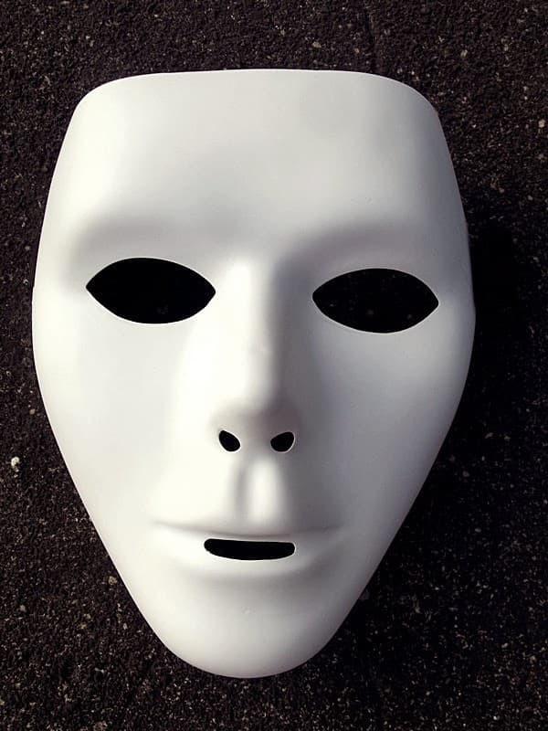 harga Topeng white doff jabbawockeez / mask hip hop dance halloween party Tokopedia.com