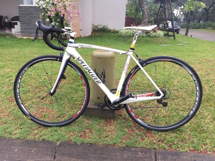 Jual Sepeda Specialized Tarmac SL2 Carbon Road bike Racing