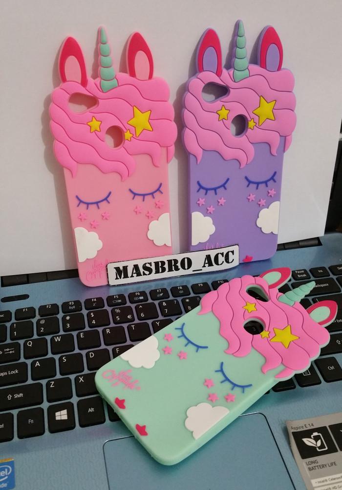 harga Case 3d unicorn / oppo f7 2018 /karakter 4d soft silicon Tokopedia.com