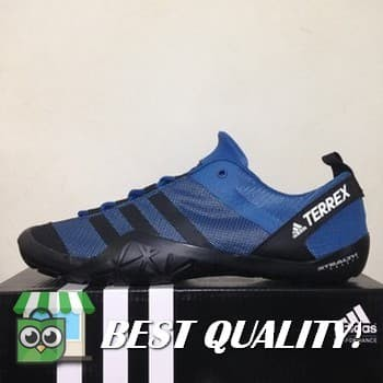 brand new fb319 5c360 Jual DribbleShop Sepatu Outdoor Adidas Terrex Climacool Jawpaw Lace Navy B  - DKI Jakarta - Dribble Store | Tokopedia