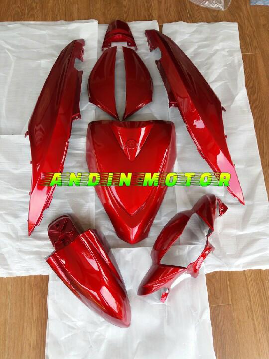 harga Body mio j full set bagian halus warna merah Tokopedia.com