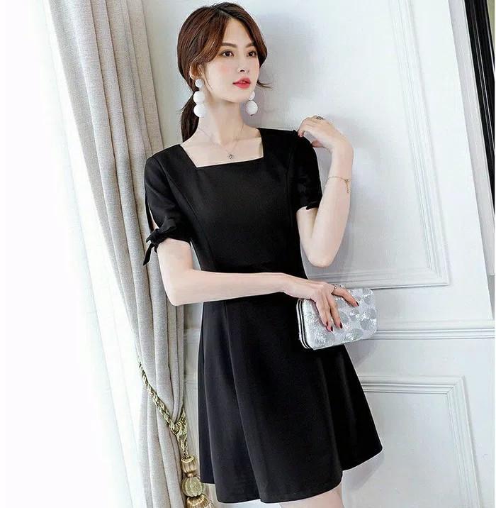 Popuri Fashion Baju Long Dress Sabrina Emelia Wanita PINK Wedges Source · Home fashion wanita dress