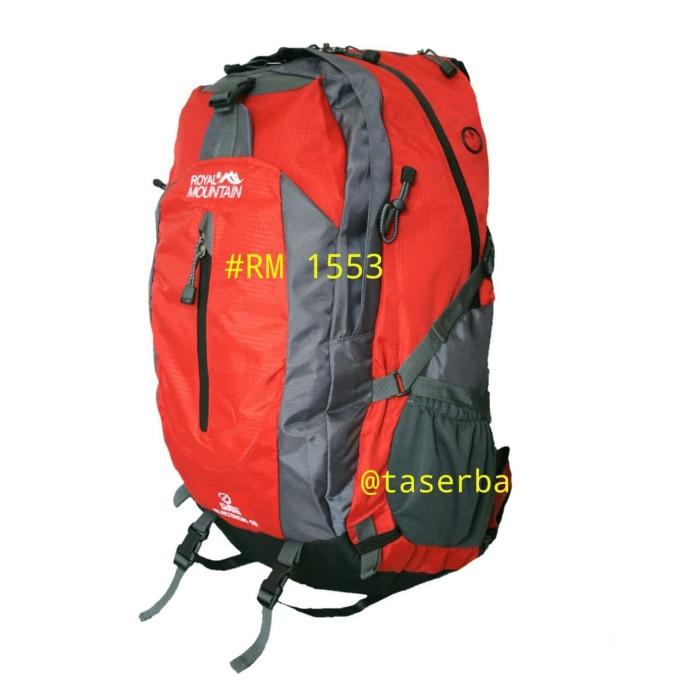 harga Tas gunung 50 l ransel outdoor cariel camping royal mountain rm 1553 Tokopedia.com