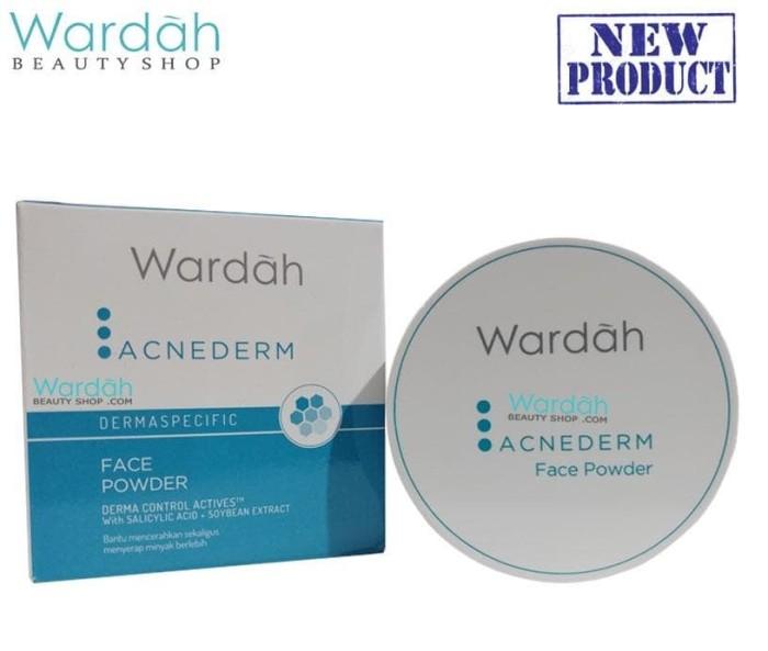WARDAH ACNE FACE POWDER / ACNEDERM FACE POWDER