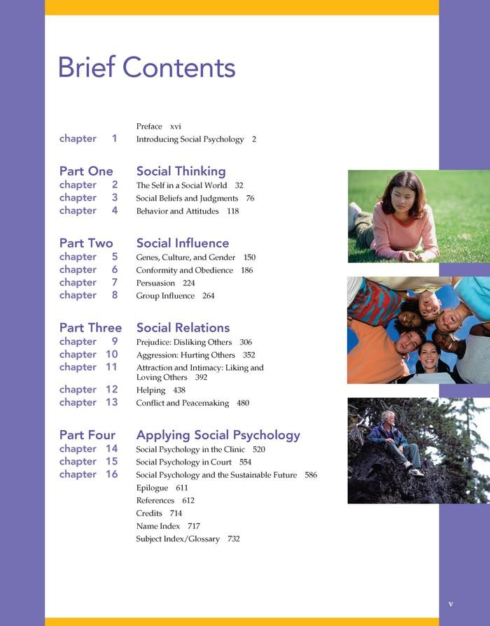Social Psychology David Myers Ebook