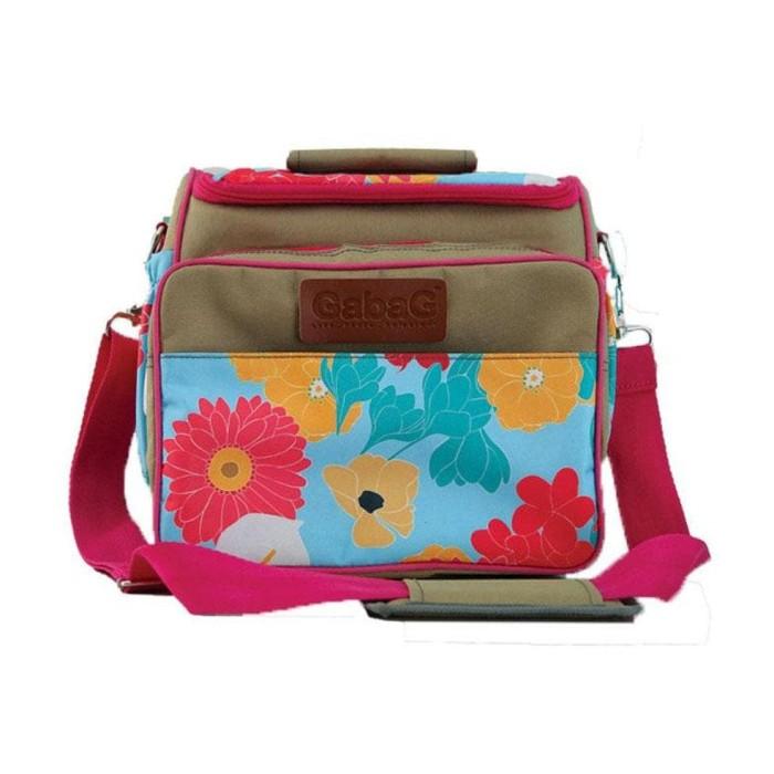 Cooler Bag Gabag Moana - Tas Cooler Bag Penyimpan Asi Free 2 Ice Gel