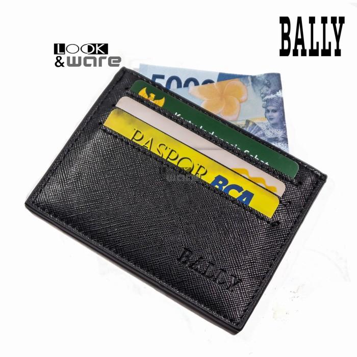 Jual Dompet Kartu Kulit Taigan Minimalis Bal Ly Import ...