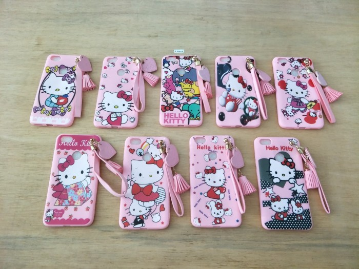 Soft Case Hello Kitty Gantungan