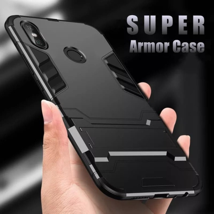 new concept 27087 baadf Jual Case Xiaomi Redmi Note 5/Pro Robot Softcase+Hardcase Iron Man Armor -  Kota Bogor - Nucleo Online Shop   Tokopedia