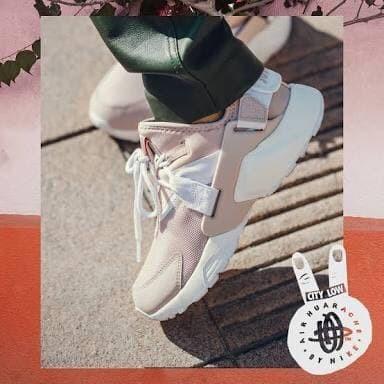 Jual Nike Air Huarache City Low Ash Pink Sepatu Sneakers Wanita PREMIUM - Jakarta Barat - Damari   Tokopedia