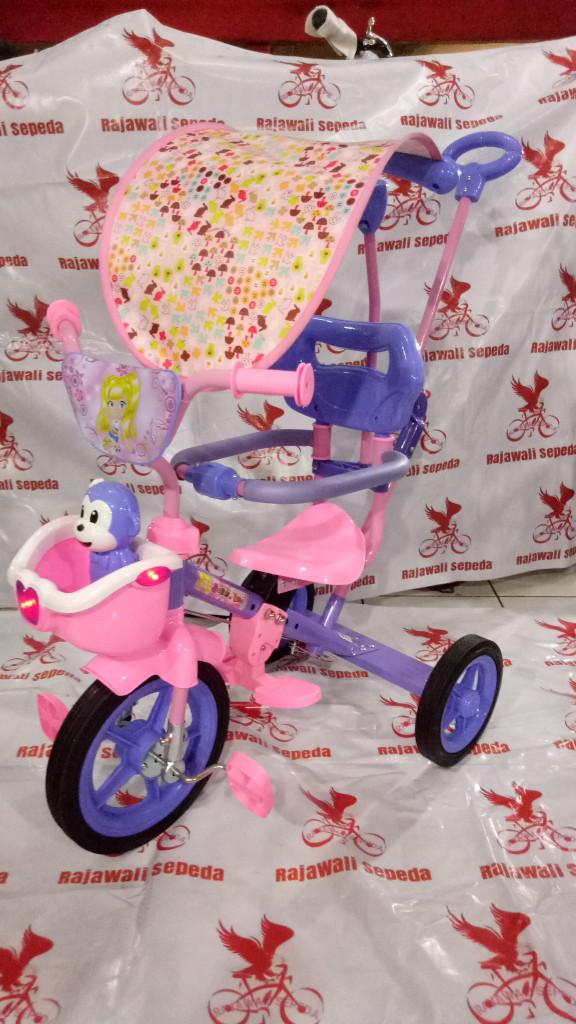 harga Sepeda anak roda tiga besi pmb 922 mainan icmusikkeranjangmonyetkanopi Tokopedia.com