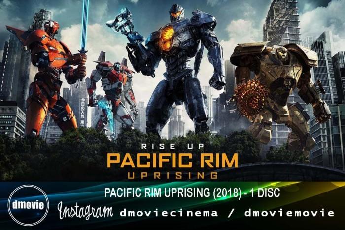 Jual Pacific Rim Uprising 2018 Dvd Box Office Kota Pontianak Dmoviemovie Tokopedia