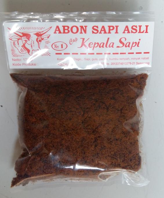 Info Abon Sapi Travelbon.com
