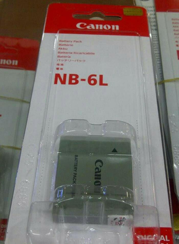 ... harga Baterai camera canon nb-6l batray nb6l baterey kamera nb 6l  Tokopedia.com a459192c49
