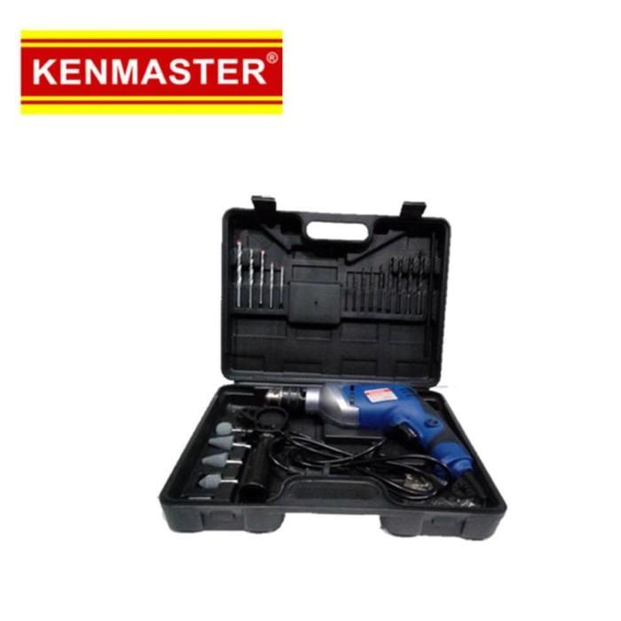 Jual Kenmaster Km-005 Mesin Bor Tembok Drill Impact 13 Mm - Kab  Bogor -  Franky Workshop | Tokopedia