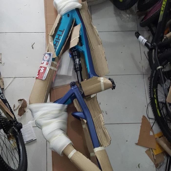Bike Frame Sepeda Thrill Ricochet Travel 140 Xfusion