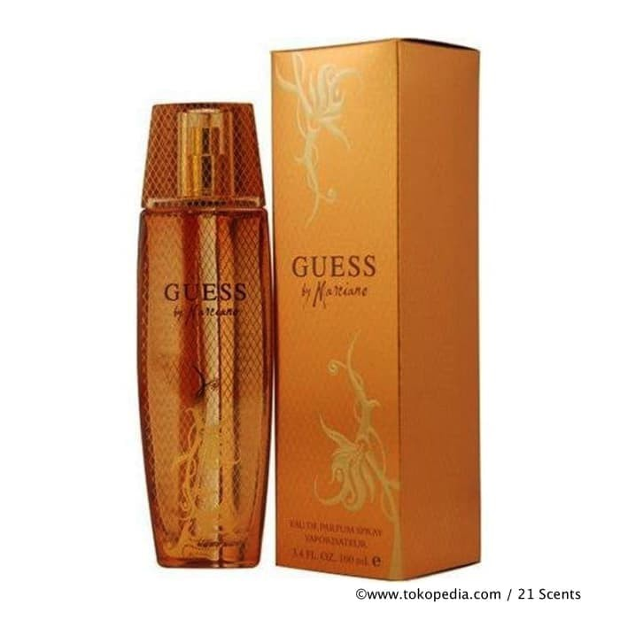 Jual Parfum Original 100% Guess Marciano Coklat Wanita 100ml Hot ... 666e86436c