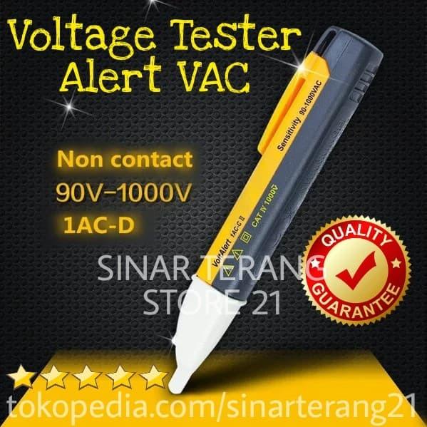 harga Testpen bunyi pendeteksi kabel putus / tespen ac dc voltage detect tl Tokopedia.com