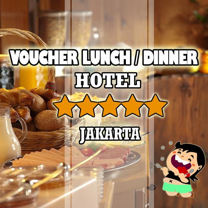 harga Voucher makan murah hotel jakarta Tokopedia.com