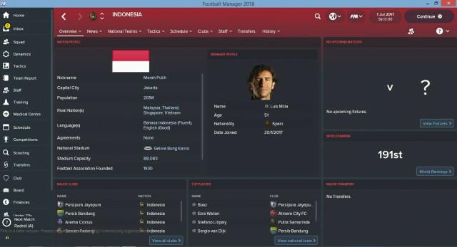 football manager 18 offline apk