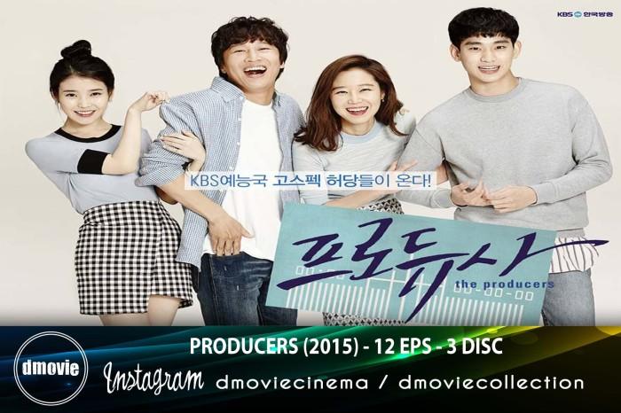 Jual Producers (2015) - DVD Drama Korea - Kota Pontianak - dmoviemovie |  Tokopedia