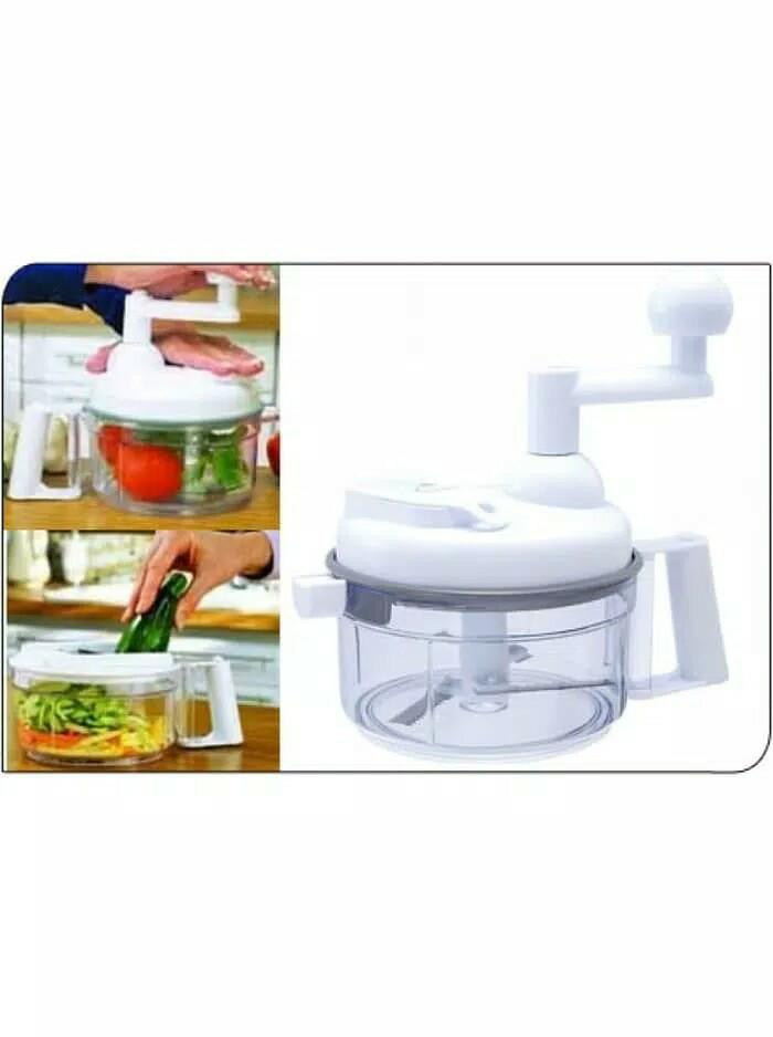 harga Swift chopper alat dapur rumah tangga penggiling sayur buah lombok Tokopedia.com