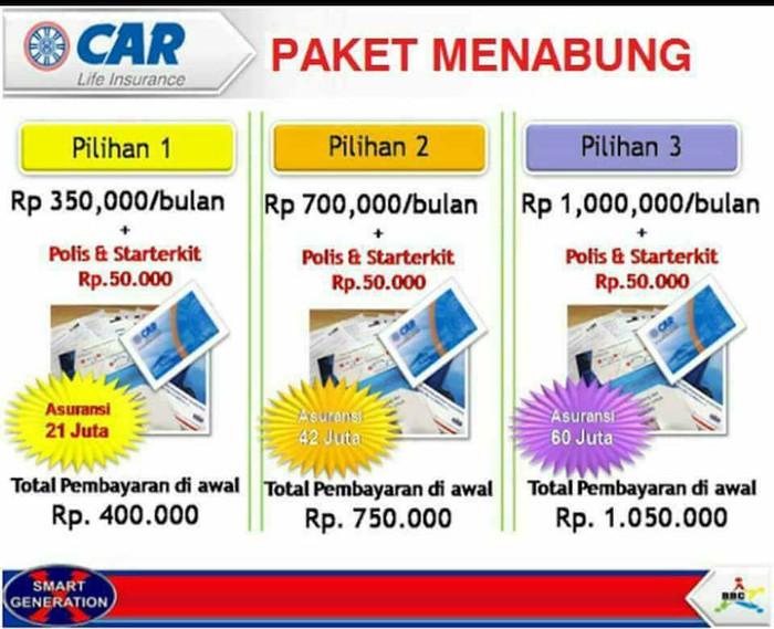Jual Polis Asuransi Car 3i Network Kota Kediri Car 3i Network