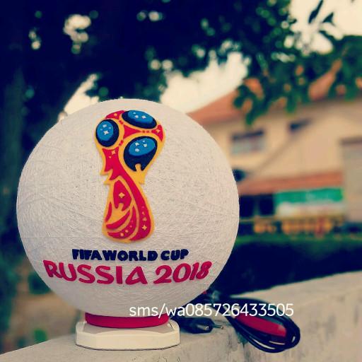 Jual Lampion benang lampu tidur world cup 2018 rusia - Kab  Banyumas -  rumah lampion | Tokopedia
