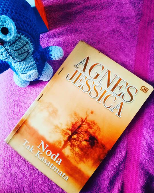 Foto Produk Novel Agnes Jessica Noda Tak Kasat Mata dari Nifa Online Shop