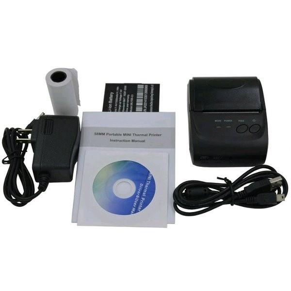 harga Mesin kasir pos bluetooth printer thermal portable zjiang wireless bl Tokopedia.com