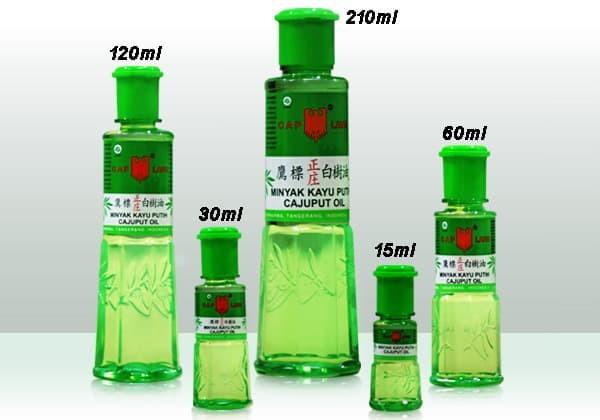 Foto Produk CAP LANG MINYAK KAYU PUTIH CAJUPUT OIL 60 ML dari Shine Beauty Skin