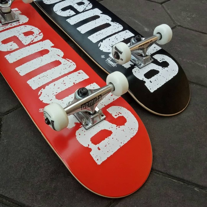 harga Fullset skateboard pemula puppets murah Tokopedia.com