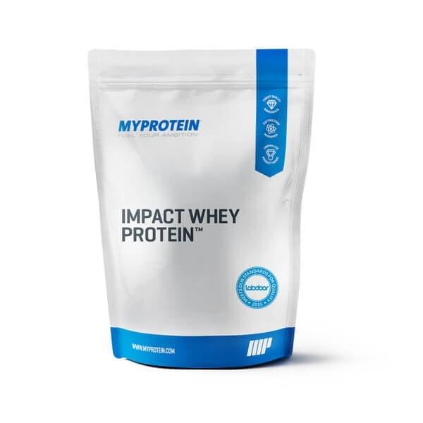 MyProtein Impact Whey Protein 3 kg 120 serving Aneka Rasa