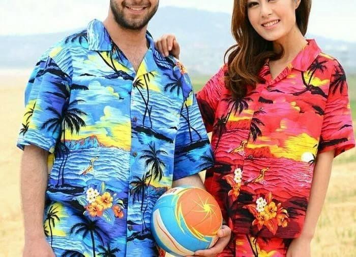 harga Kemeja pantai hawai bali xxxl besar atasan pria dan wanita baju murah Tokopedia.com
