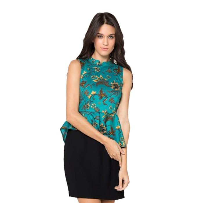 dress baju batik wanita rianty batik sachi