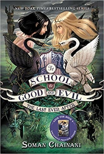 harga The school for good and evil #3 : the last ever after Tokopedia.com