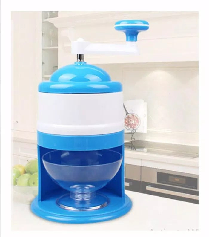 harga Alat serut es portable snow ice machine manual mudah praktis murah Tokopedia.com