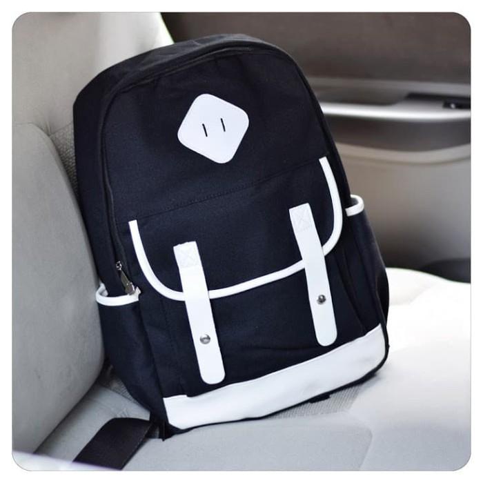 Jual AFINA10 ultimate tas pria kanvas backpack   tas   ransel ... f4c938e7d8