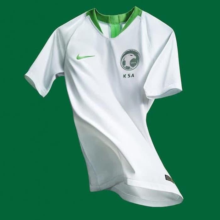 3f825d7cec6 Update Harga Jersey Saudi Arabia Home Grade ORI Kaos Bola WorldCup ...