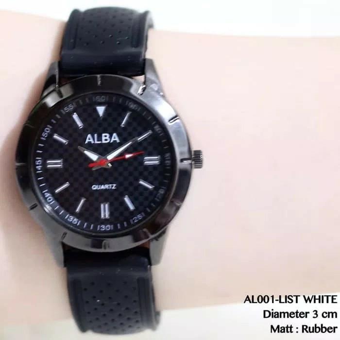 harga Jam tangan murah wanita dewasa remaja cewek guess fasion alba Tokopedia.com